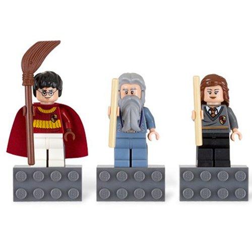 Figurenset (Harry Potter, Albus Dumbledore, Hermine Granger) ()