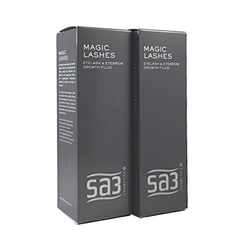 SA3 Magic Lashes Wimpernserum, 2er Pack (2x4ml) - Magic Lash