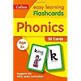 Phonics Flashcards: Ideal for Home Learning