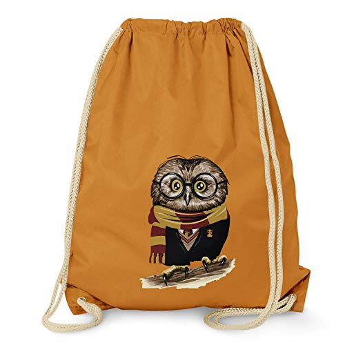 Texlab Harry Owl - Turnbeutel, orange