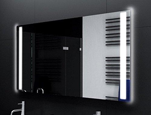SARAR Badspiegel Designo MA2110 mit A++ LED Beleuchtung - (B) 60 cm x (H) 50 cm - Made in