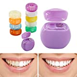BZA Mart Hot Dental Floss Stick Toothpick Floss Interdental Brush Teeth Flosser Tooth Cleaning Pick Tool