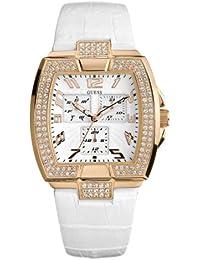 Guess Damen Armbanduhr Prism Squared W16002L1