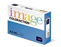 Coloract 80gsm A4 Mid Paper Ream - Blue