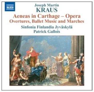 KRAUS: Aeneas in Karthago - Patrick Gallois