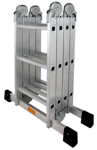 Aluminium Klappleiter Arbeitsleiter