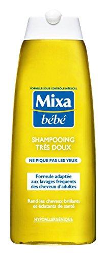 Mixa Bébé Shampooing Très Doux Hypoallergénique 250 ml