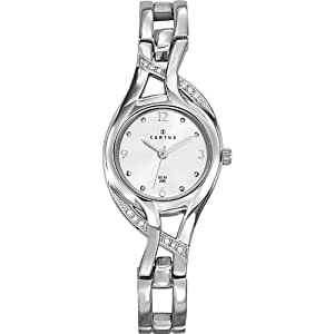 Joalia - 633245 - Montre Femme - Quartz Analogique - Cadran Argent - Bracelet Métal Argent