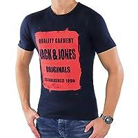 JACK&JONES ORIGINALS JORREJISTOOD TEE SS CREW NECK T SHIRT ERKEK T SHİRT 12144715