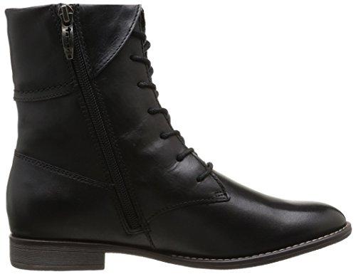TAMARIS 1-1-25123-23 001 Damen Stiefel Schwarz (BLACK 1)