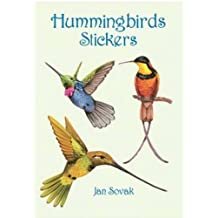 Hummingbirds Stickers (Dover Little Activity Books Stickers)