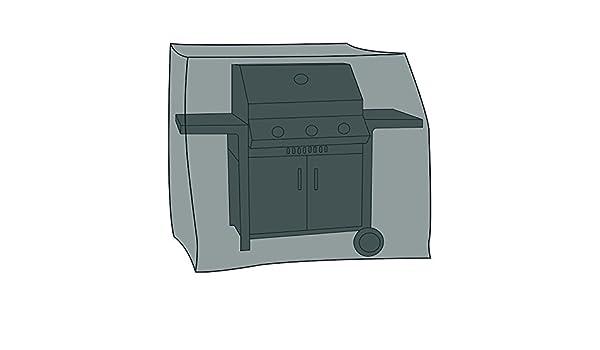 Hochwertige Schutzhülle Abdeckung für Elektro//Gas//Gartengrill L143xB60xH117cm