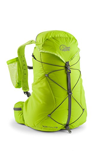 Lowe Alpine Rucksack Lightflite - Mochila de senderismo, color verde, talla 28 l
