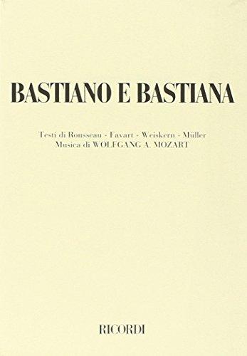 Bastiano E Bastiana
