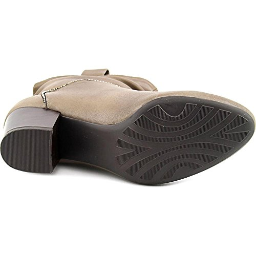 White Mountain Smile Femmes Synthétique Botte Taupe