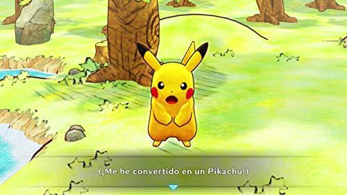 Pokémon mundo misterioso equipo de rescate DX (Nintendo Switch)