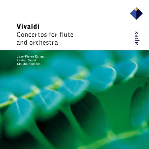 Vivaldi : Flute Concerto in D major RV427 : III Allegro