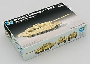 Trumpeter 07105 - Maqueta de Tanque British Challenger 1 MTB