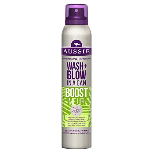 Aussie miracle Trocken Shampoo Aussome Volumen 2er Pack (2x 180 ml)
