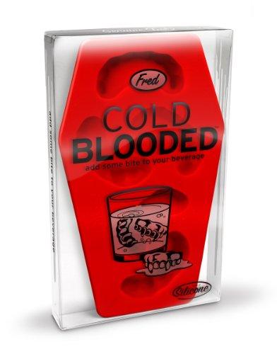 Fred & Friends Eiswürfelform Silikon Cold Blooded