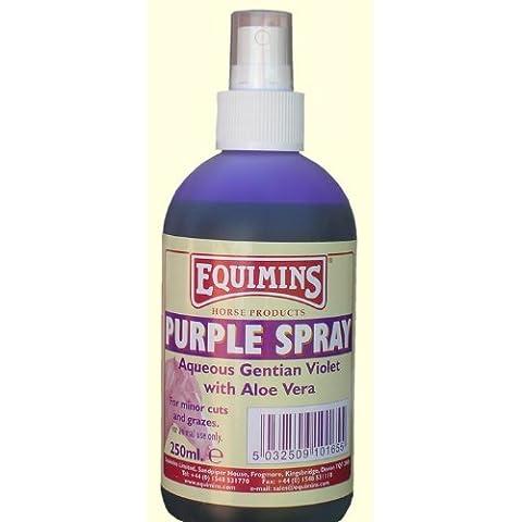 Equimins Horse Care Purple Spray 250ml Bottle