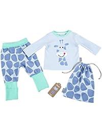 Sigikid Baby-Mädchen Zweiteiliger Schlafanzug Pyjama