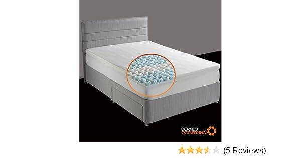 Dormeo Matras Ervaringen : Nimbus dormeo octaspring body zone mattress topper king amazon