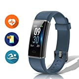 Fitness Band, Muzili Activity Tracker with Heart Rate Monitor, IP68 Waterproof Smart Watch