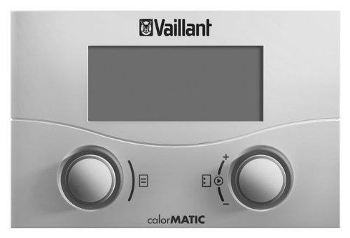VAILLANT CALORMATIC 430WITTERUNGSGEFUHRTE REGULACION