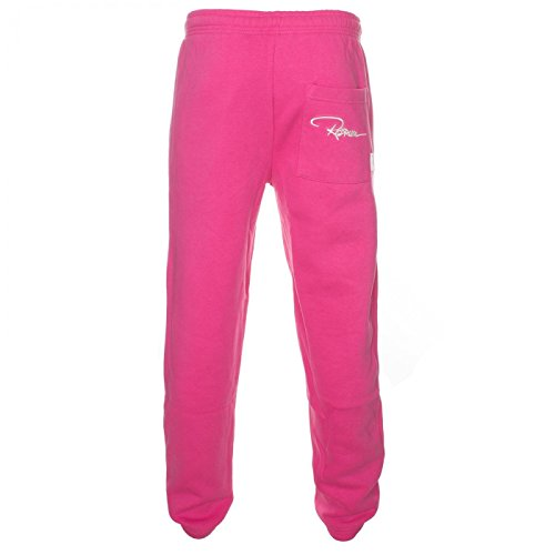 Redrum Unisex Jogginghosen »Plain« Pink