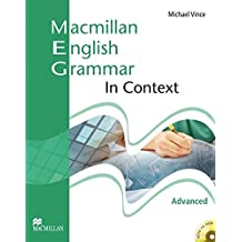 Macmillan English Grammar in Context. Advanced: Student's Book with CD-ROM (without Key)