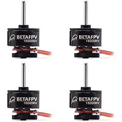 BETAFPV 0603 19000KV Brushless Motors for 1S Brushless Multirotor Beta65 Pro or BWhoop B06 etc