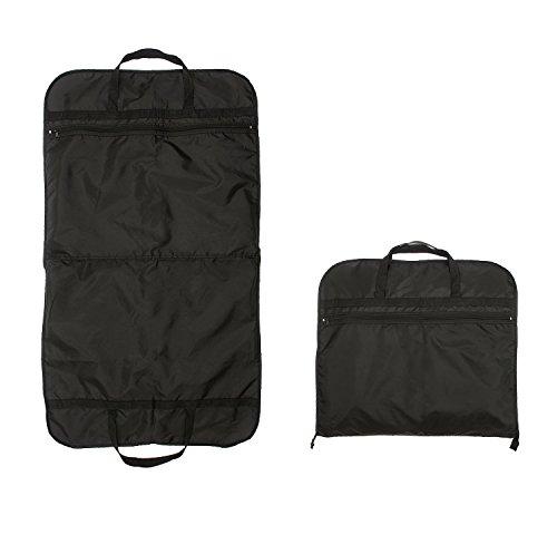 HC Garment Bags - Portatrajes de viaje Mujer Hombre negro negro 61cm x 112cm