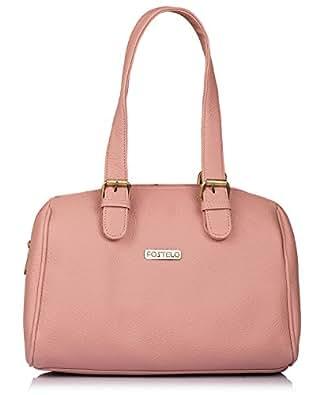 Fostelo Women's Stella Handbag (Light Pink)