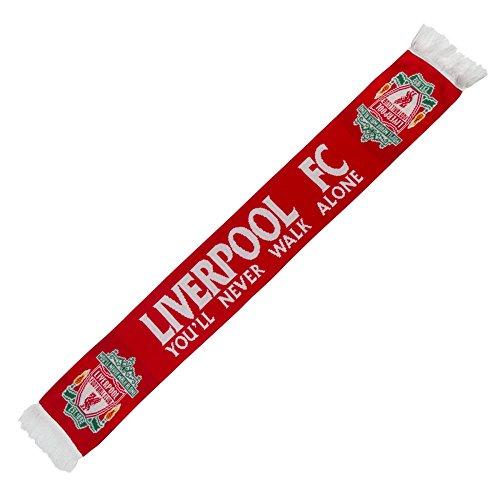 Liverpool FC Crest bufanda bufanda
