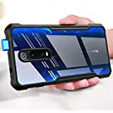 Fortify RIGGEAR® XUNDD Transparent Hybrid Hard PC Back TPU Bumper Impact Resistant MIL-STD 810G Drop Tested Case/Cover for Xiaomi Redmi K20 / Redmi K20 Pro