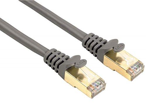 Hama Exxter 7,5m Netzwerk-Kabel Cat5e STP Lan-Kabel Patch-Kabel Cat 5e Gigabit Ethernet