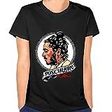 Photo de Wnocdmv Womens T - Shirt Fashion Comics Post-Malone Tee Cotton Short Sleeve Black par Wnocdmv