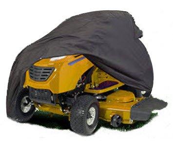Funda protectora para tractor cortacesped impermeable y resistante tamaño XL