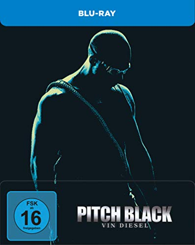 Pitch Black - BD - Steelbook [Blu-ray]