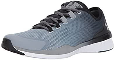 Under Armour Charged Push TR Femmes US 8.5 Gris Baskets
