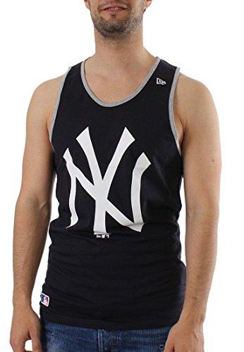New Era MLB OG Tank Men NY Yankees Dunkelblau, Größe:M -