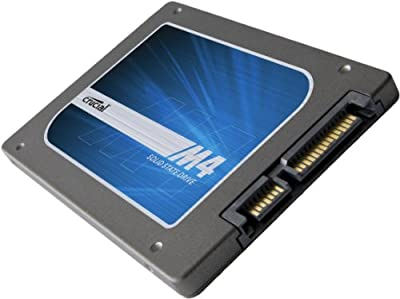 Crucial CT064M4SSD2 M4 SATA III 6Gb/s MLC 2.5 Inch Internal SSD - Parent ASIN