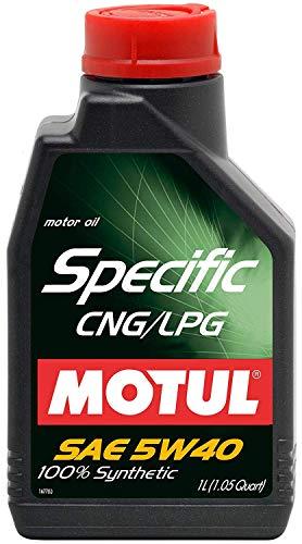Olio motore MOTUL 101717specifiche Metano/Gpl 5W-40olio motore 1l