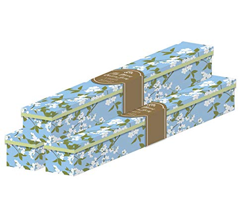 B-THERE The Gift Wrap Company Schubladeneinlagen, duftend, 15 Stück Lily Blooms