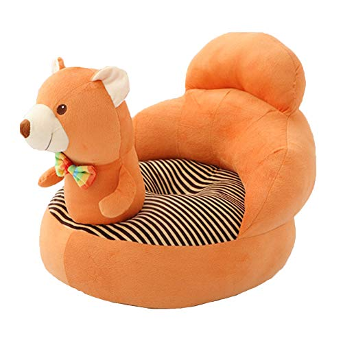 MGF 965 Rocking Chair, Soft Fabric gefüllt mit PP Cotton Washable Gift for Kids (Bear),Bear