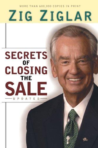 Secrets Of Closing The Sale por Zig Ziglar