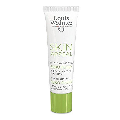 Widmer Skin Appeal Sebo Fluide N/parf Tube 30ml