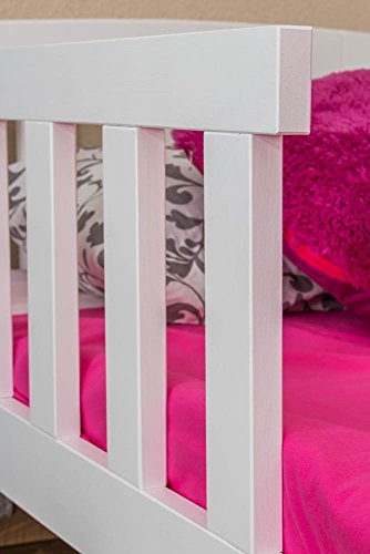 lll kinderbett mit rausfallschutz ratgeber. Black Bedroom Furniture Sets. Home Design Ideas