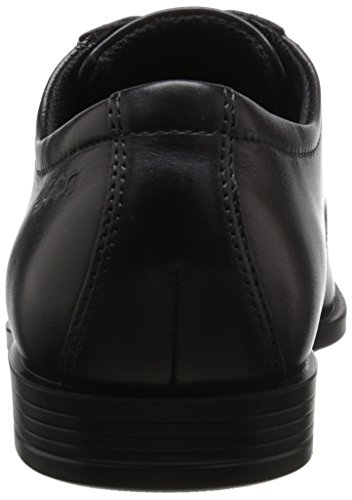 Ecco Ecco Edinburgh, Derby homme Noir (BLACK01001)